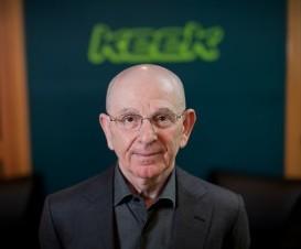 Isaac Raichyks, CEO, Keek